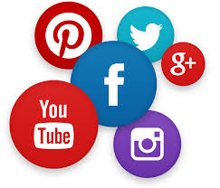social media icons image