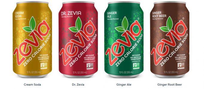 zevia soda flavors 2