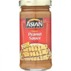 ASIAN GOURMET Sauce Thai Peanu