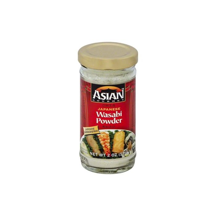 ASIAN GOURMET Wasabi Powder Japanese
