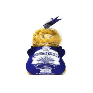 BENEDETTO CAVALIERI Pasta Orecchiette