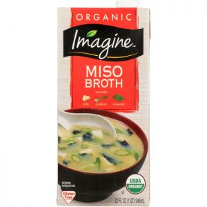 IMAGINE Miso Broth Organic