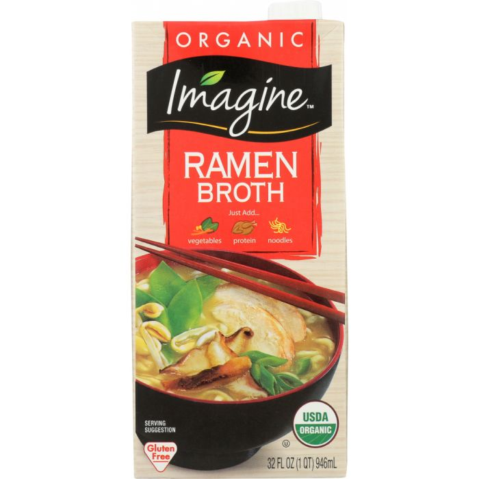 IMAGINE Ramen Broth Organic