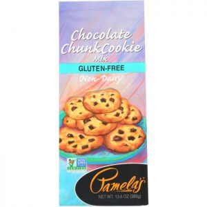 PAMELAS Bakery Chocolate Chunk Cookie Mix