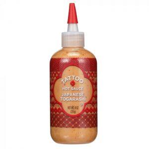 TATTOO Japanese Togarashi Hot Sauce