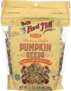 BOBS RED MILL Premium Shelled Pumpkin Seeds