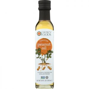 CHOSEN FOODS Toasted Peanut Oil