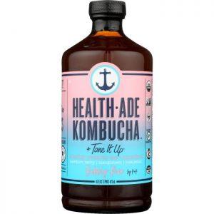 HEALTH ADE KOMBUCHA BUBBLY ROSE