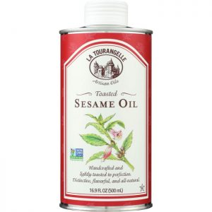LA TOURANGELLE Sesame Oil Toasted