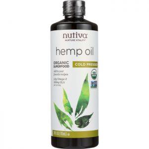 NUTIVA Oil Organic Hemp