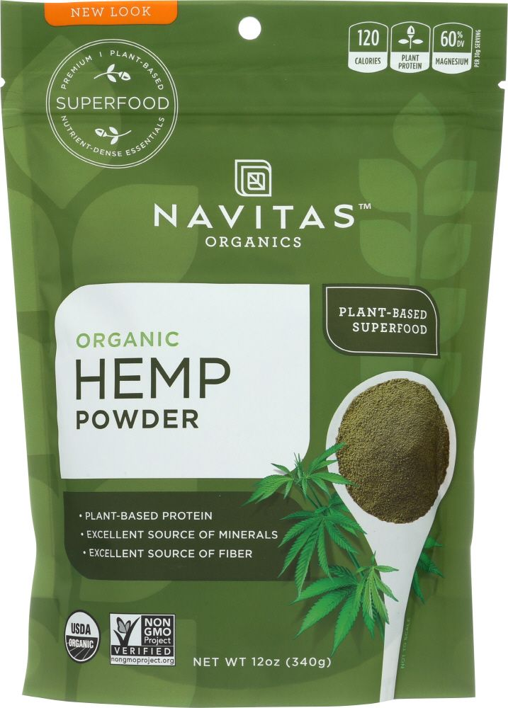 Wholesale hemp protein can be sold as powder