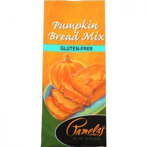 PAMELA'S Pumpkin Bread Mix Gluten Free