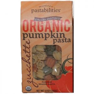 PASTABILITIES Organic Pumpkin Pasta