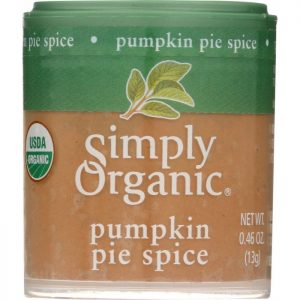 SIMPLY ORGANIC Mini Pumpkin Pie Spice Organic