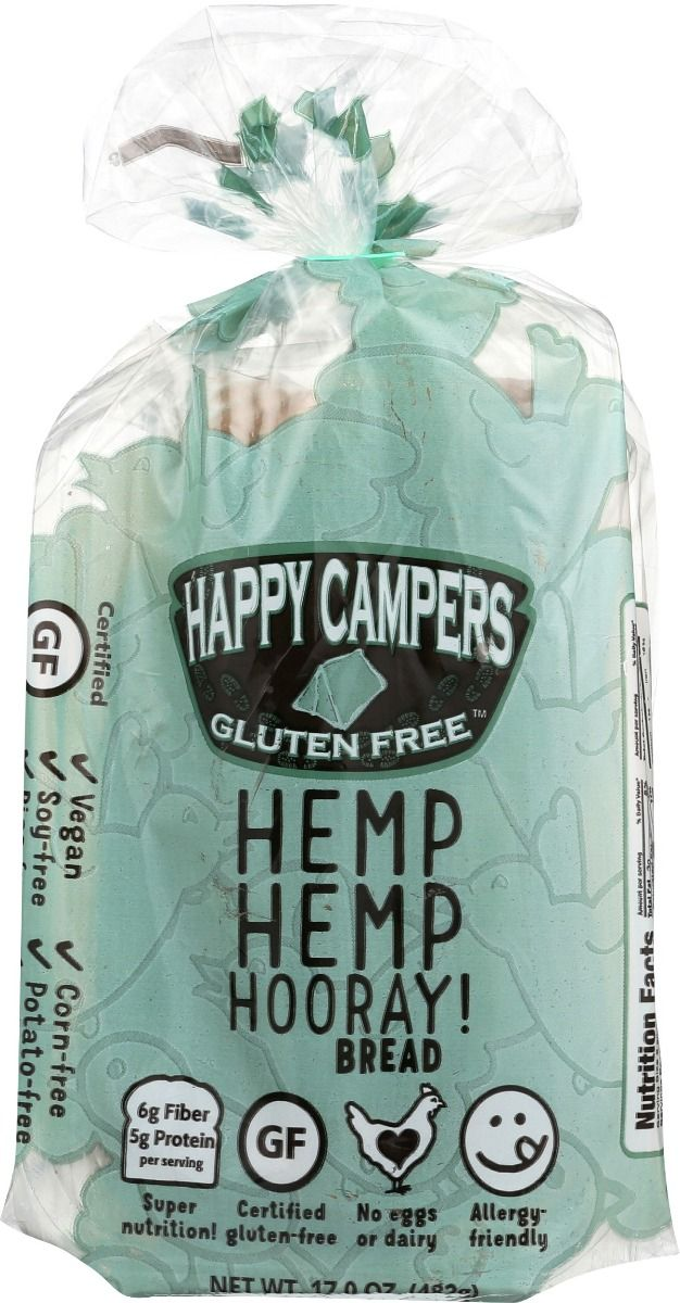 Wholesale hemp protein can be used for bread