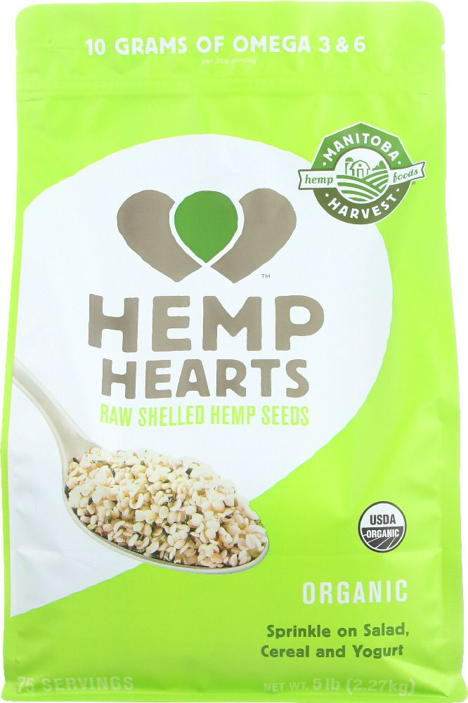 Customers can make their own hemp protein products