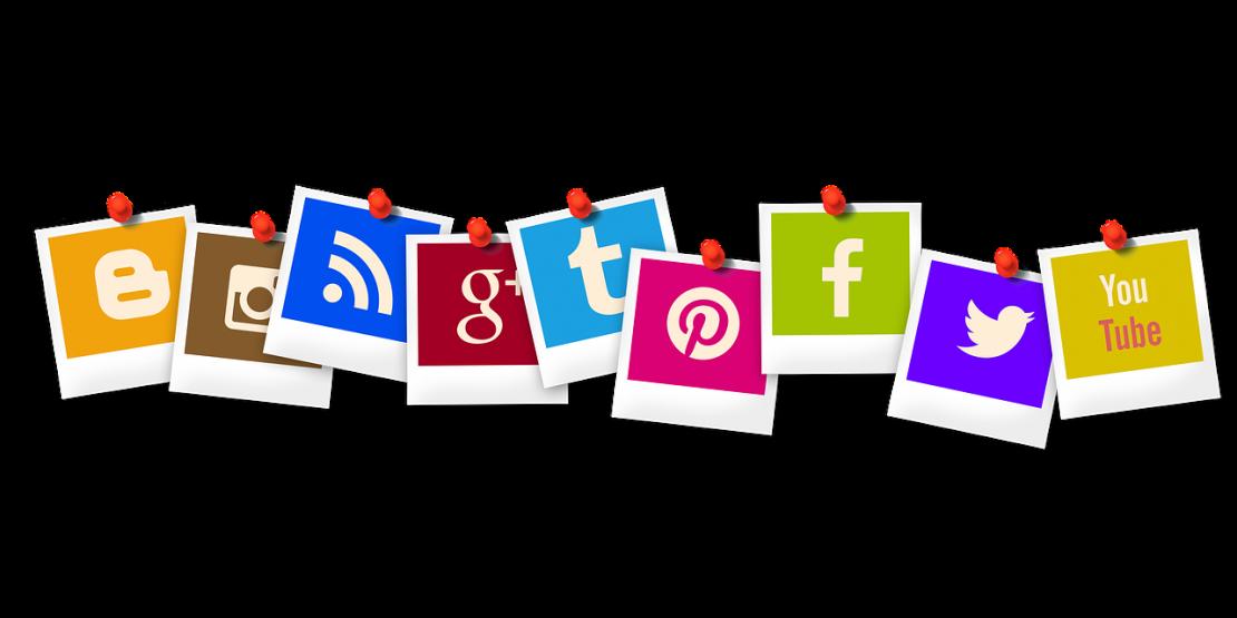 Use social media to share videos