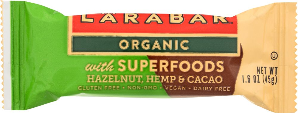Hemp energy bars for your active customers