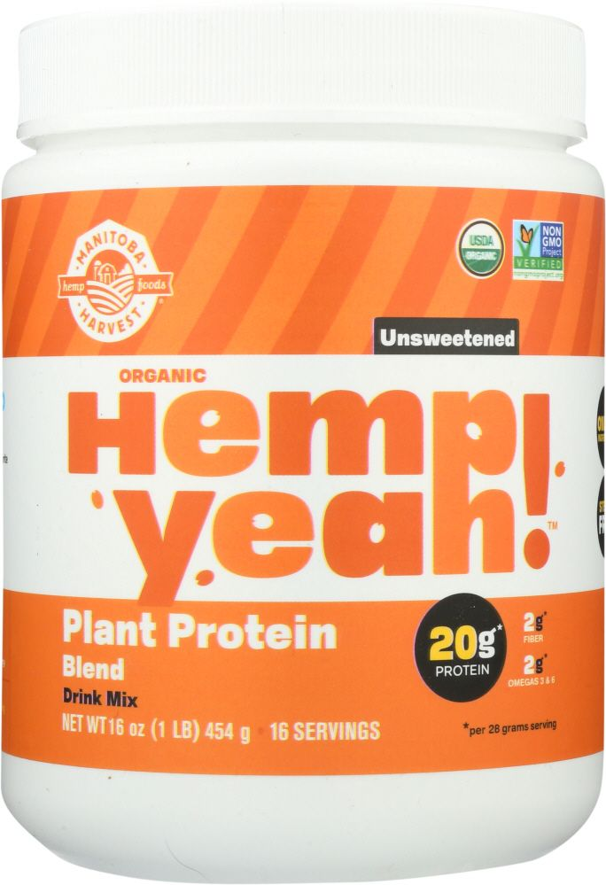 Manitoba Harvest is a key player in the global hemp protein market