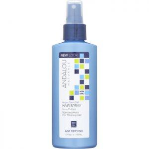 ANDALOU NATURALS Argan Stem Cell Age Defying Hair Spray