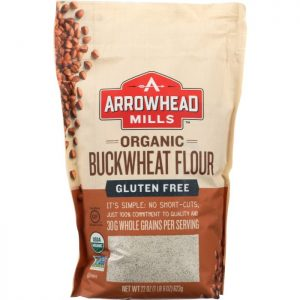 ARROWHEAD MILLS Flour Buckwheat Organic