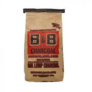 B&B charcoal briguettes