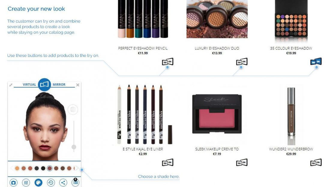 This Shopify app lets your customers try on beauty products virtually before they make a purchase