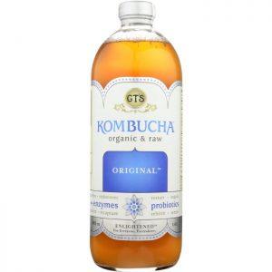 GT'S ENLIGHTENED KOMBUCHA Original Kombucha
