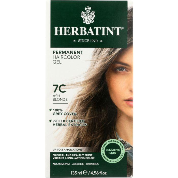 HERBATINT Hair Color 7C Ash Blonde