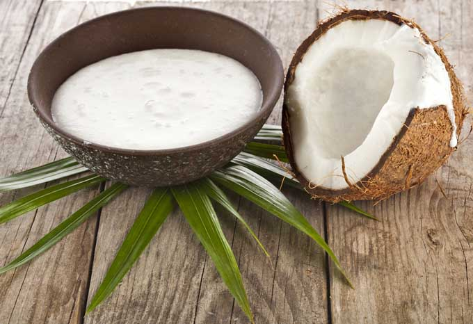 Food trends have made coconut milk a popular option
