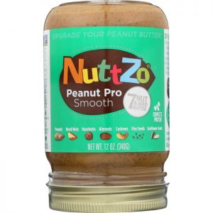 NUTTZO Seed Peanut Butter Pro Smooth