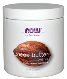 Now Foods Solutions Cocoa Butter 100% Pure
