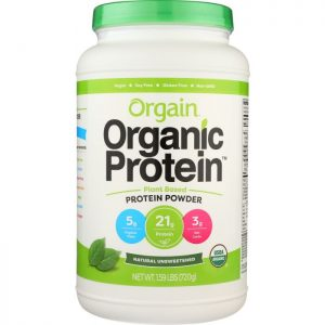 ORGAIN Organic Unsweetened Protein Powder