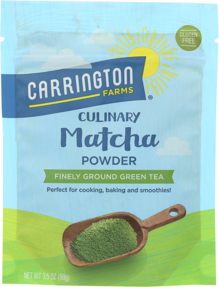 Use kitchen grade matcha powder for cooking or baking
