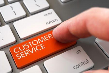 customer service logo