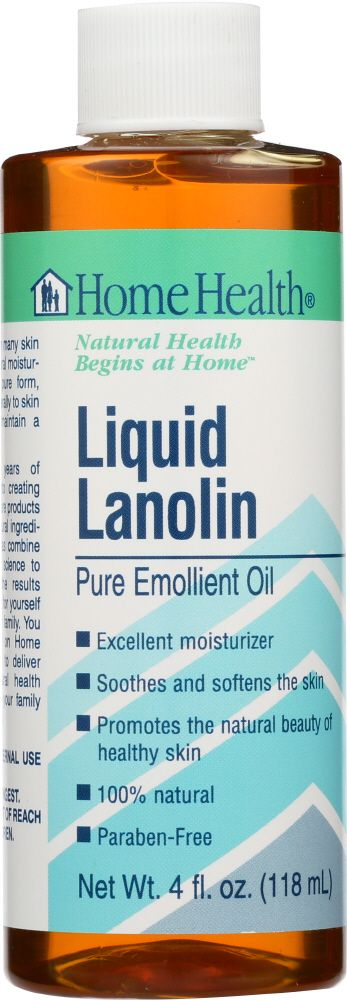 Lanolin is an all-natural moisturizer and skin care supplement