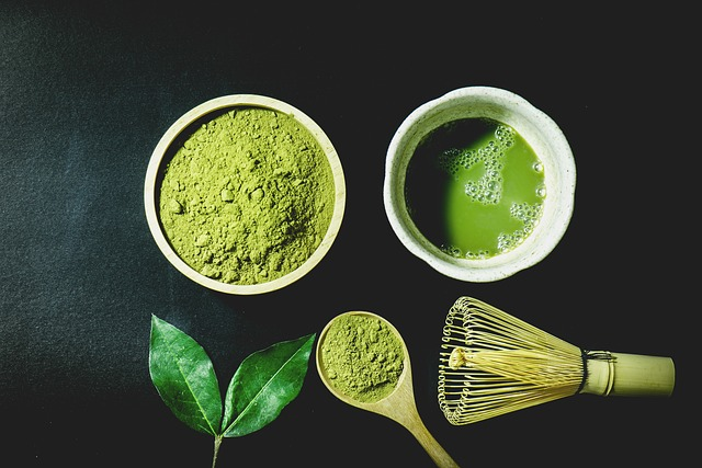 Matcha tea powder suppliers