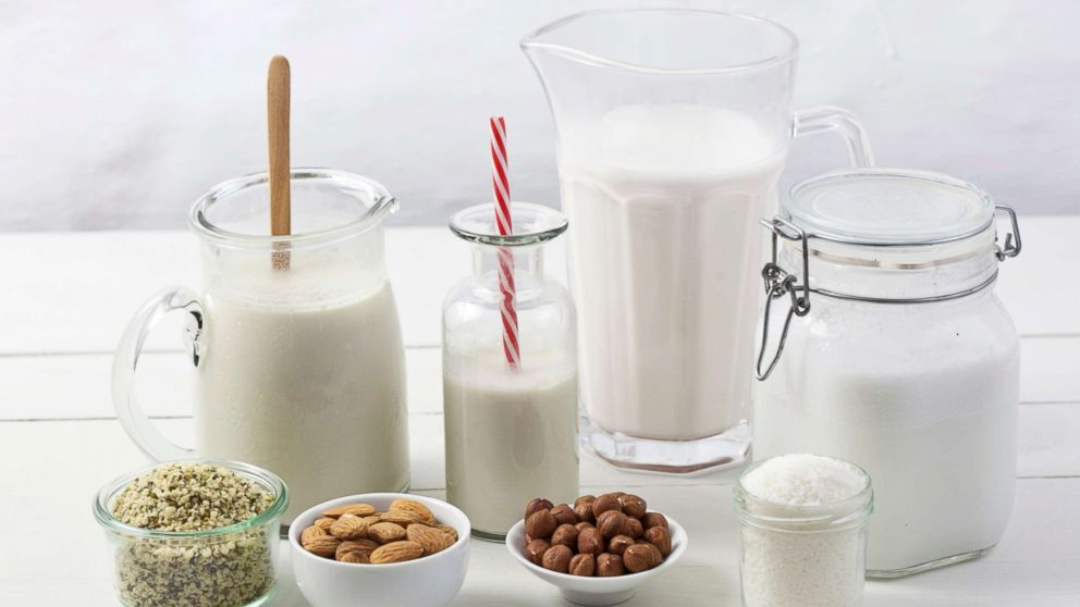 Plant-based milk is one of the most exciting food trends to emerge recently