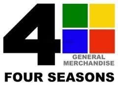 4 Seasons General Merchandise logo
