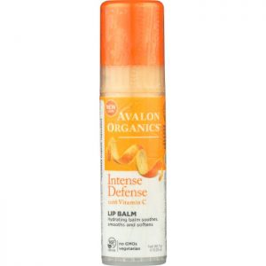 AVALON ORGANICS Intense Defense Vitamin C Soothing Lip Balm
