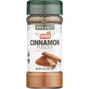 BADIA Cinnamon Powder Organic