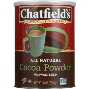 CHATFIELDS All Natural Cocoa Powder Unsweetened