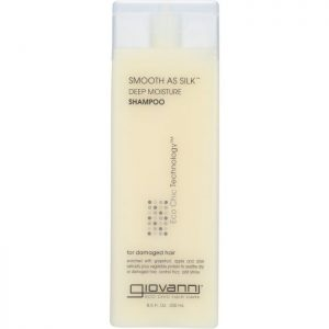 GIOVANNI COSMETICS Smooth As Silk Deep Moisture Organic Shampoo