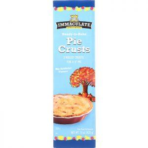 IMMACULATE Baking Pie Crust