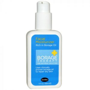 SHIKAI Borage Therapy Facial Moisturizer