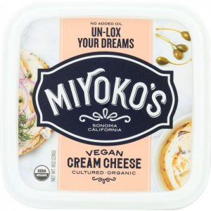 MIYOKOS CREAMERY Cream Cheese Vegan Unlox
