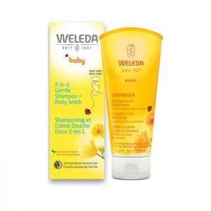 WELEDA Body Wash & Shampoo Calendula