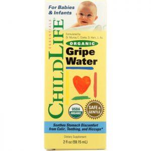 Childlife Organic Gripe Water