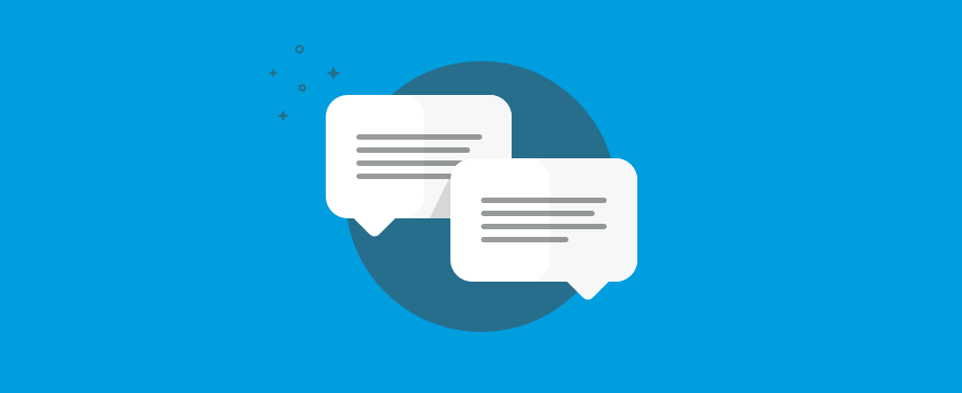 Give your customers the ability to chat with you for good customer service