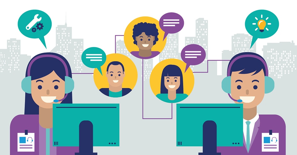 CRM is an effective tool for great customer service